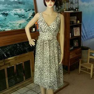 Liz Claiborne midi dress